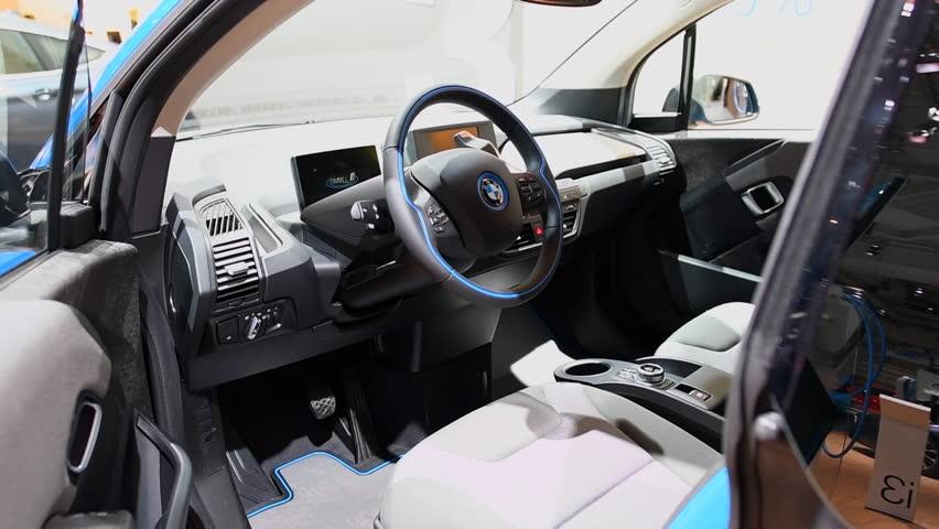 JAKARTA Indonesia August 23 2017 BMW X6 M Sport Luxury