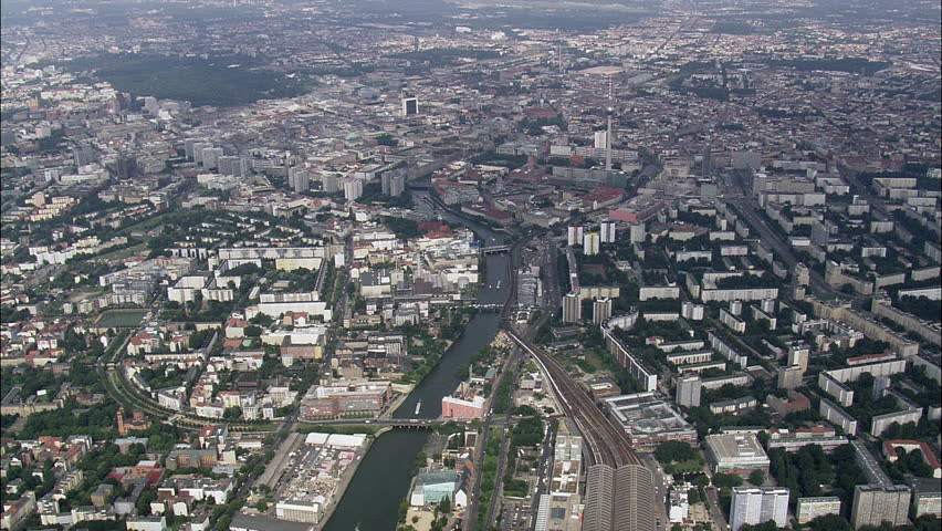 Berlin From The East