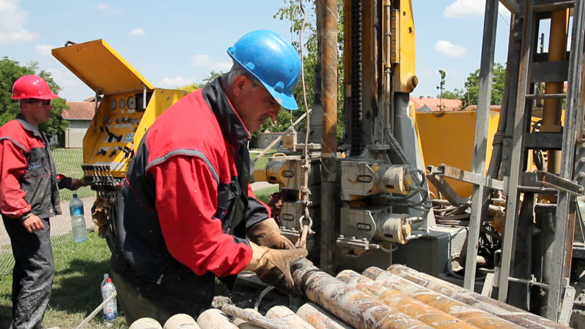 Is Oil A Fossil Fuel >> Working On A Drilling Rig. Petroleum Industry. Oil And Gas Industry. Rig Technicians. Stock ...
