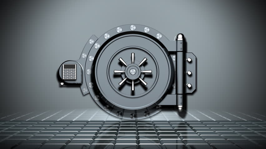 Opening Of The Vault Door. The Alpha Channel Is Included. Stock Footage Video 236794 | Shutterstock & Opening Of The Vault Door. The Alpha Channel Is Included. Stock ...