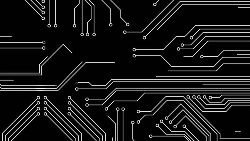 Stock video of circuit board animations: full hd after effects ...