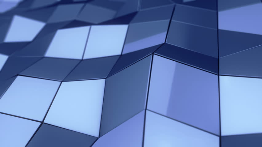 Similar to Abstract Blue Squares background - loop  Popular