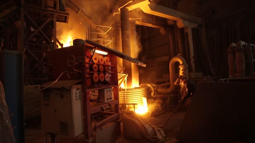 Header of steelmaker