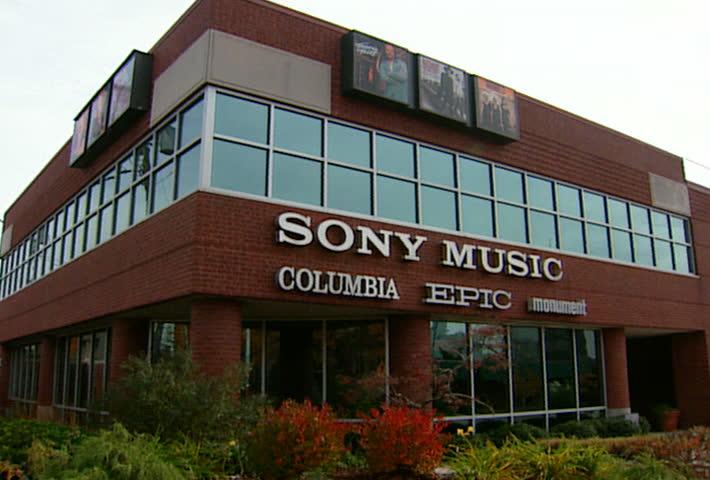 Nashville - Circa 2002: Sony Stock Footage Video (100% Royalty-free)  2423834 | Shutterstock