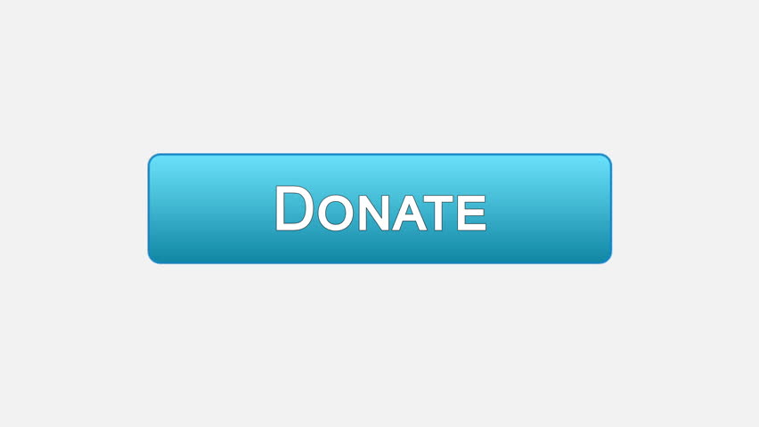 Donate Web Interface Button Clicked Stock Footage Video (100% Royalty-free)  24260144   Shutterstock