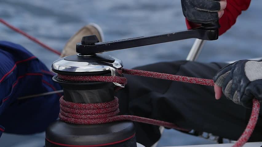 Header of sailor