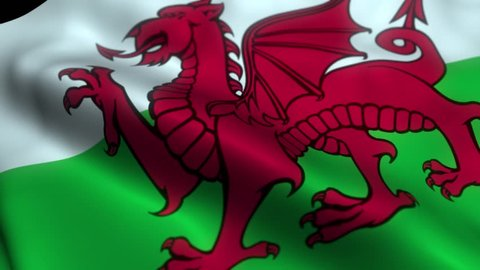 WALES WELSH FLAG