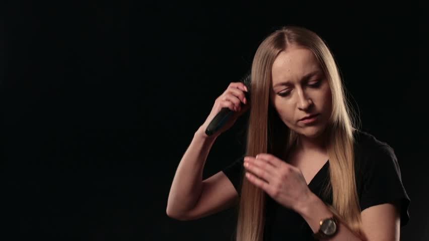 Header of Hairbrush
