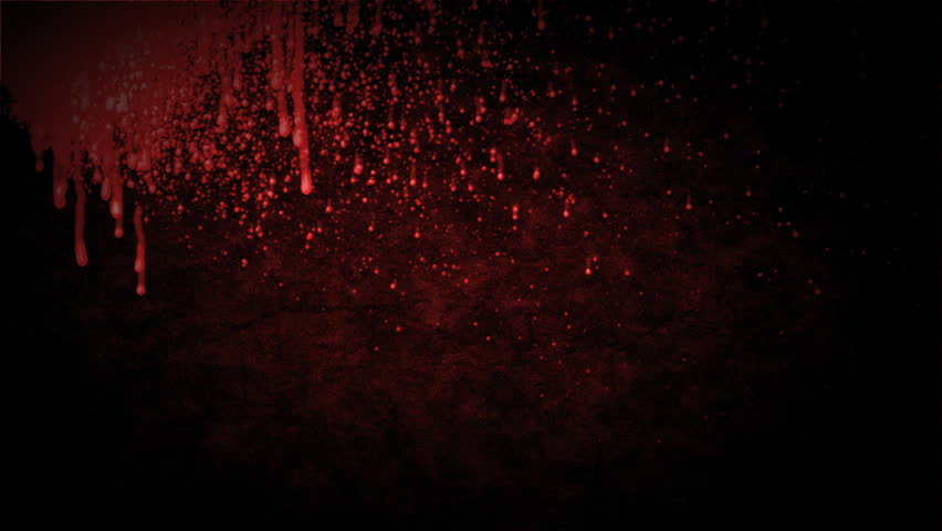 Blood Splash And Drip Alpha Channel Stock Footage Video 100 Royalty Free 247714 Shutterstock
