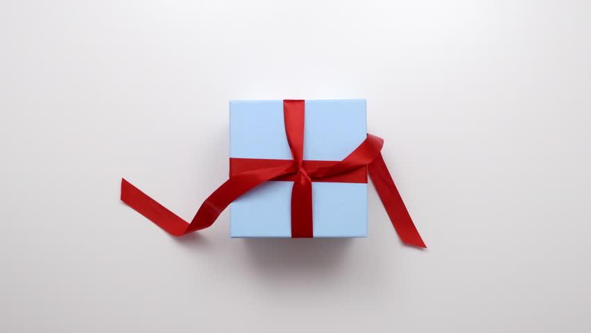 Giftbox Footage
