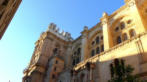 Cathedral of Malaga is Roman Catholic church in city of Malaga in Andalusia in southern Spain. It is in the Renaissance architectural tradition. It is located within limits medieval Moorish walls.