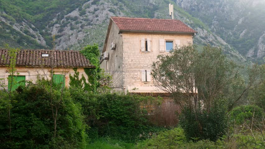 The House In Mountains Montenegrin Real Estate