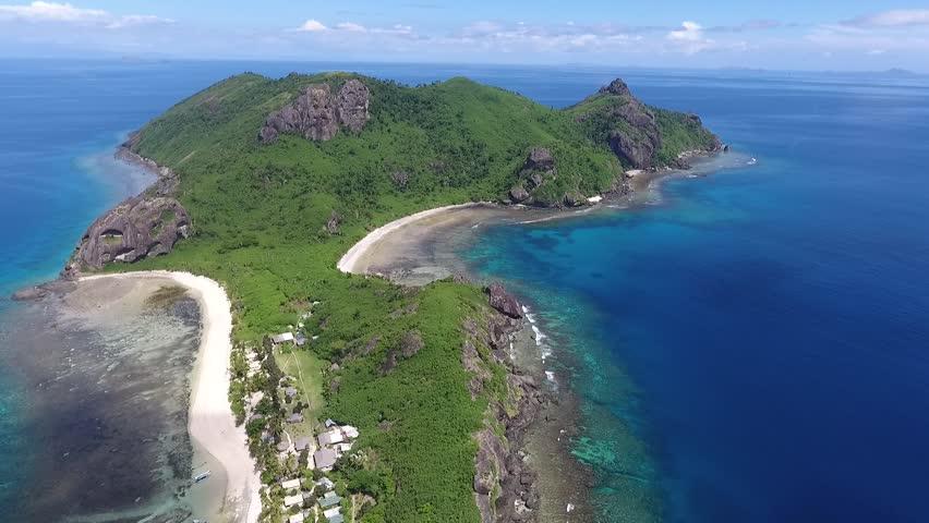 Fiji Islands Tropical Islands Drone Stock Footage Video 100 Royalty Free 25259144 Shutterstock