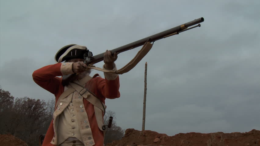 Header of American Revolution