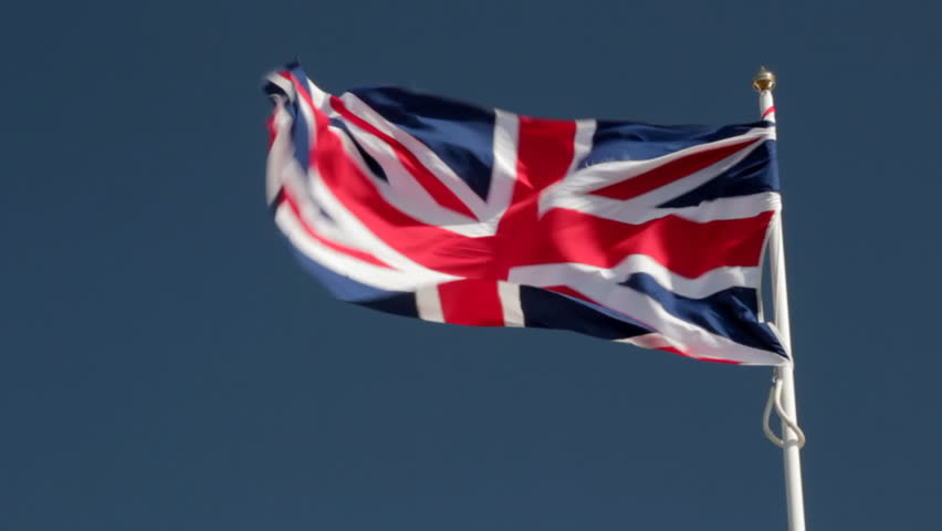 British Union Flag, or Union Jack