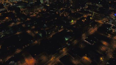Aerial Tennessee Memphis September 2016 4K