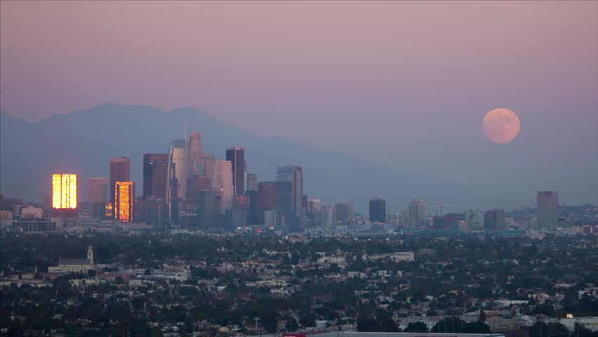red moon los angeles - photo #4