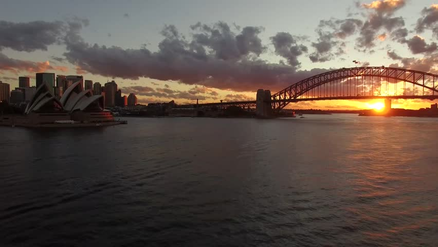 Beautiful views of Sydney | Shutterstock HD Video #25656614