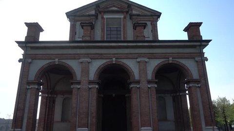 """Sanctuary """"Santa Maria del Fonte"""" in Caravaggio, Bergamo - Italy"""