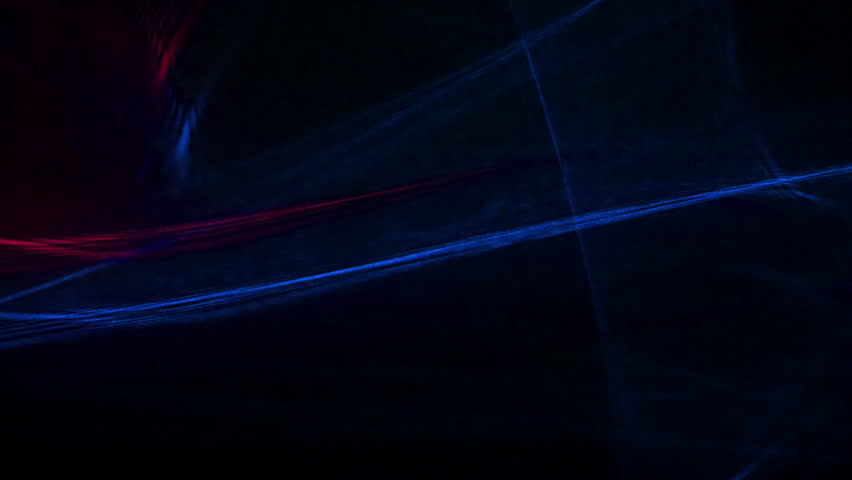 Abstract Blue and Magenta Smokey Fractal Projection Background | Shutterstock HD Video #25707203