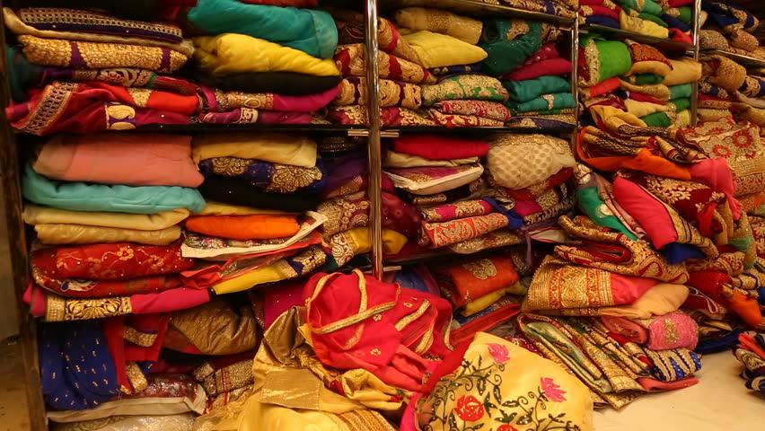 Saris Footage Stock Clips