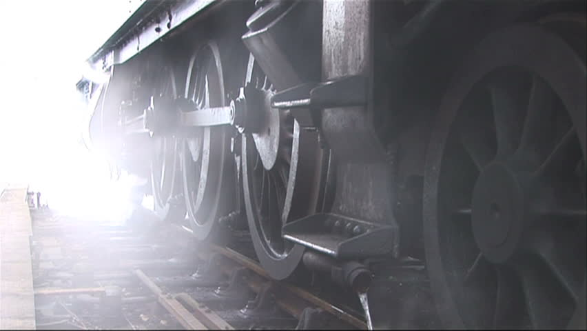 Steam & engine wheels