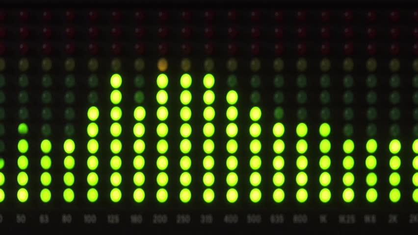 Audio Level Metering | Shutterstock HD Video #26059304