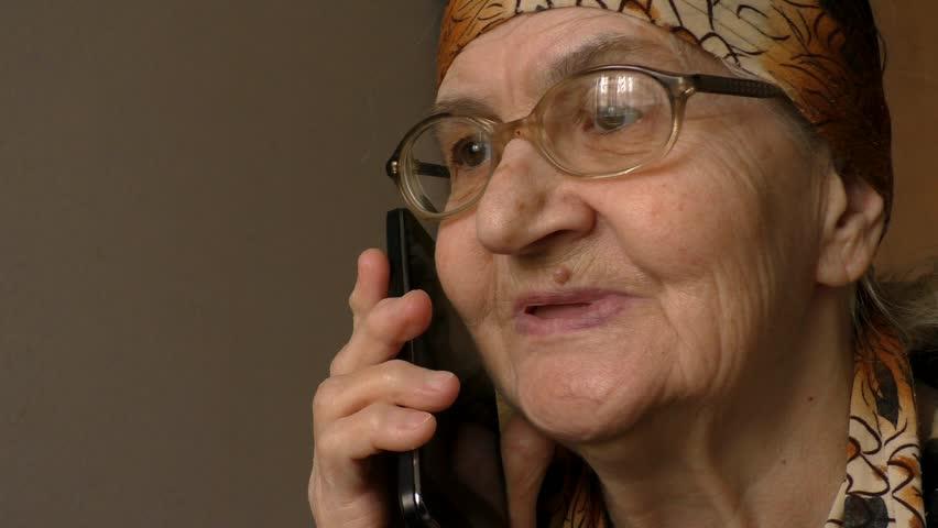 Телефоны очень старых дам — 10