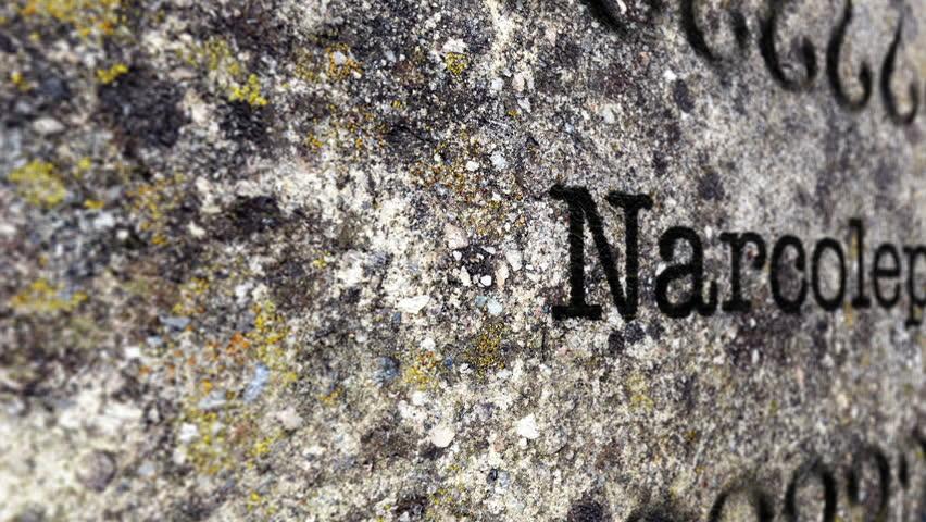 Header of narcolepsy