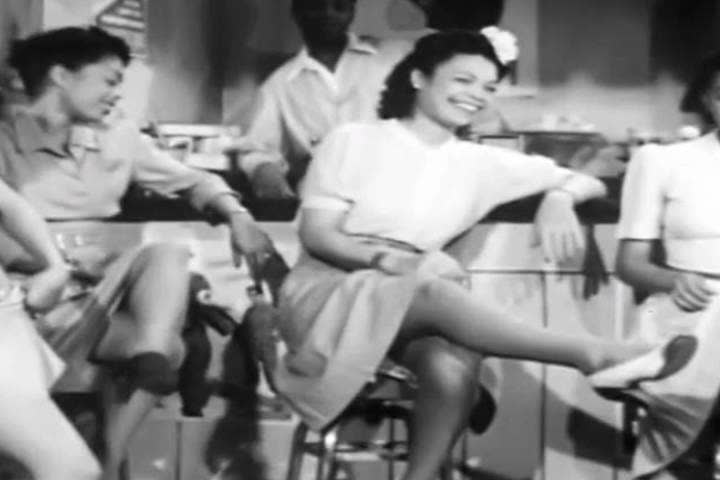 1940s: African American Singers and Stock Footage Video (100% Royalty-free)  26508554 | Shutterstock