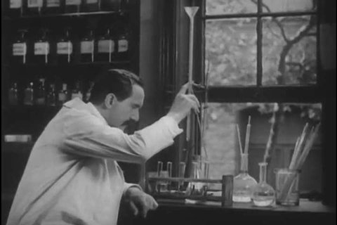 1900s: Scientific researchers, including Fritz Richard Schaudinn, August von Wassermann, Paul Ehrlich and Erich Hoffmann, contribute to the medical fight against the disease of syphilis