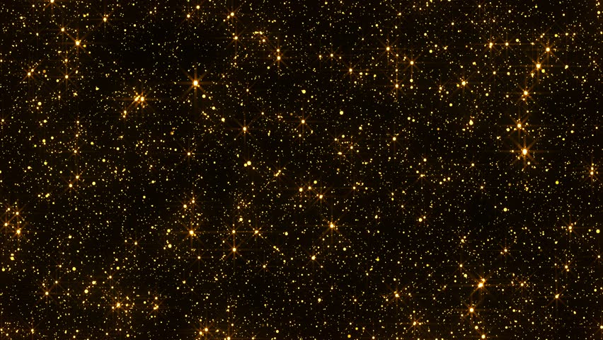 Gold particles glitter glamour background stock footage video 100 royalty free 26768464 - Glamour background ...