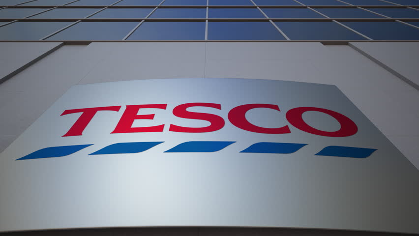 Outdoor Signage Board with Tesco Stock Footage Video (100% Royalty-free)  26873134 | Shutterstock