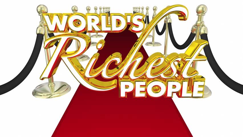 Header of richest