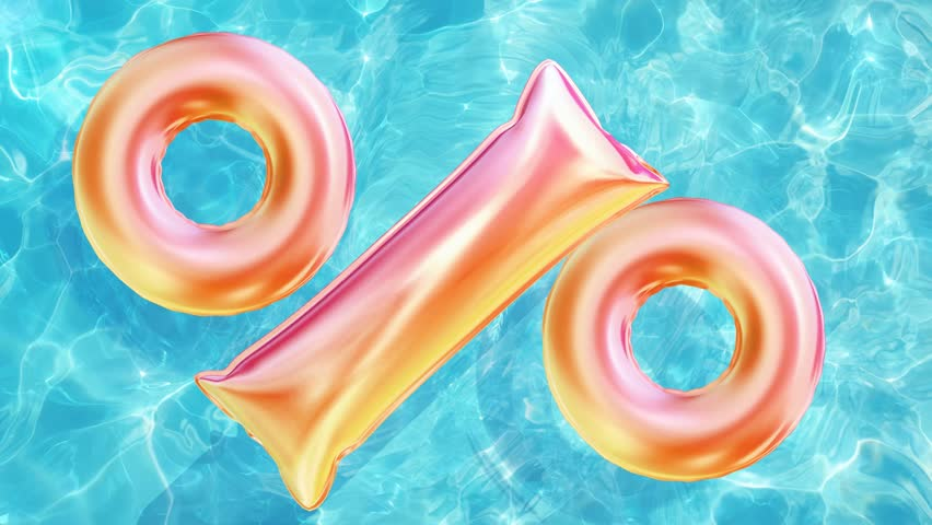 Pool Water With Beach Ball colorful beach ball in pool stock footage video 7879420 | shutterstock