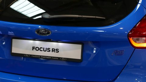 Góra Ford Focus Rs Stock Video Footage - 4K and HD Video Clips JO22