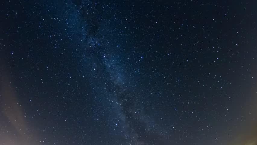 starry sky, the Milky Way