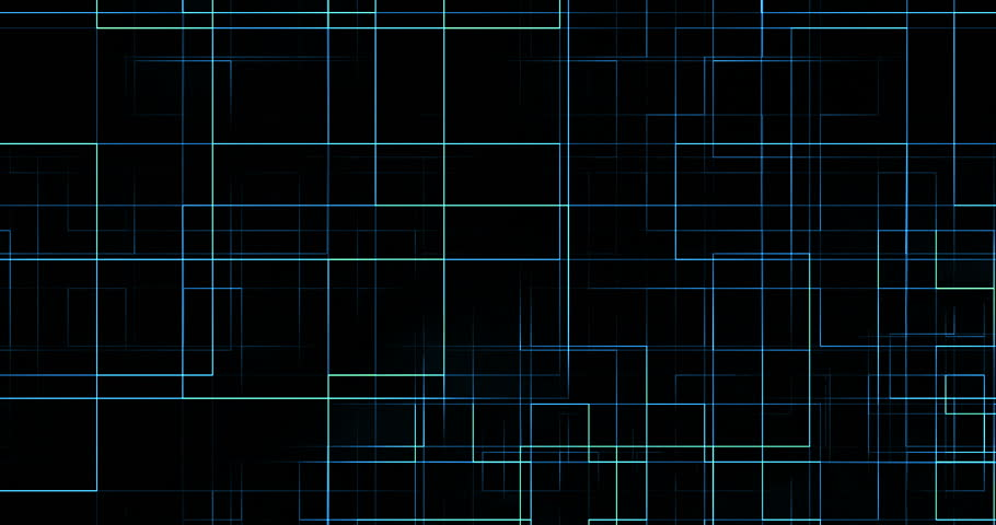 abstract digital vertical and horizontal electric blue lines background, pattern texture technology