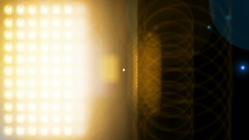 Floodlight. sequence loops seamlessly.
