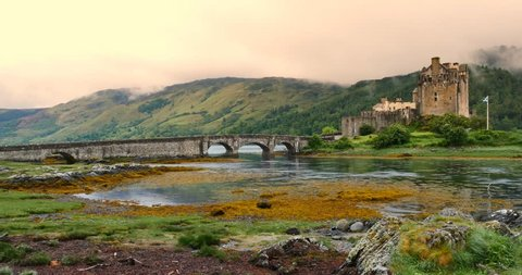 Eilean Donan Castle - Scottish Highlands, Scotland United Kingdom Europe