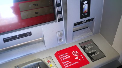 how to make atm machine model