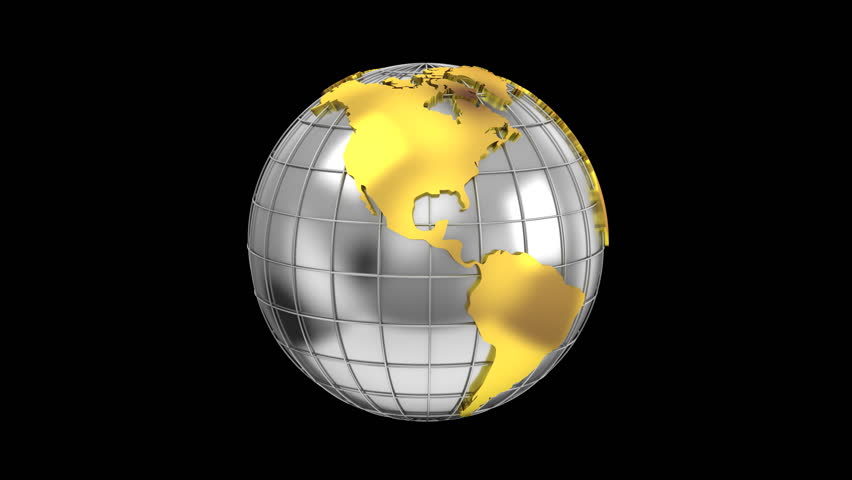 World map turns into a globe white background 2 in 1 loop 301 world map turns into a globe black background 2 in 1 loop gumiabroncs Gallery