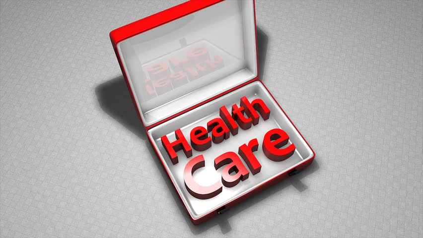 Healthcare system concept animation. | Shutterstock HD Video #2880454