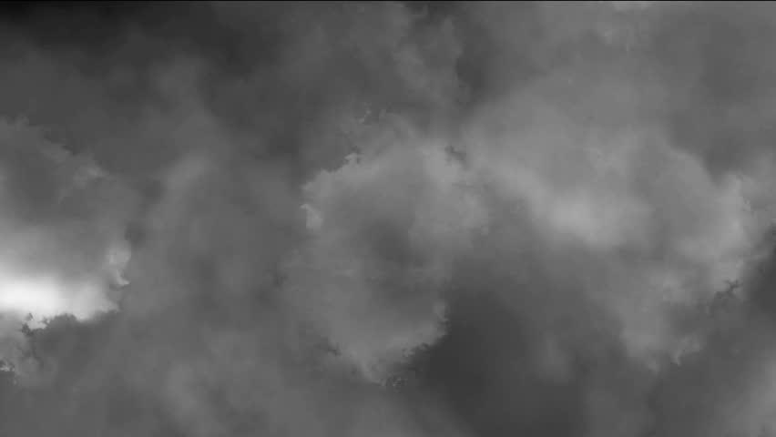 clouds fog