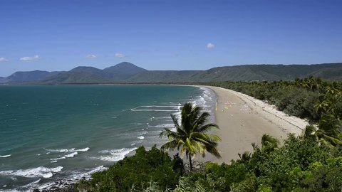 4 Mile Beach Port Douglas Far North Tropical Queensland