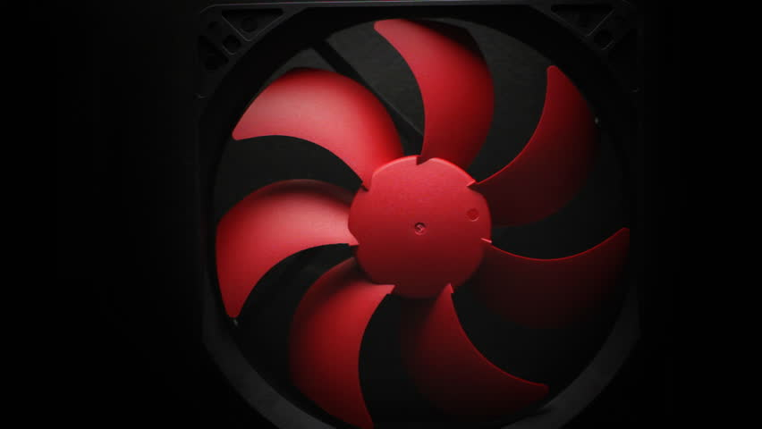 Electric fan produce a current of air by fast movement of blades
