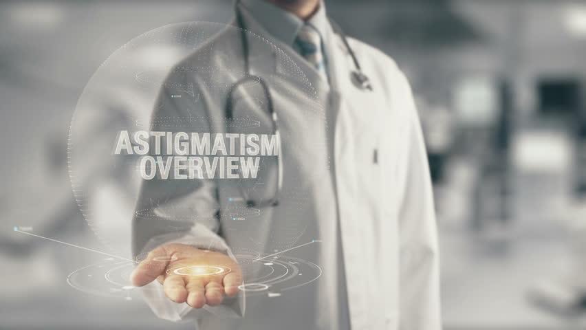 Header of astigmatism