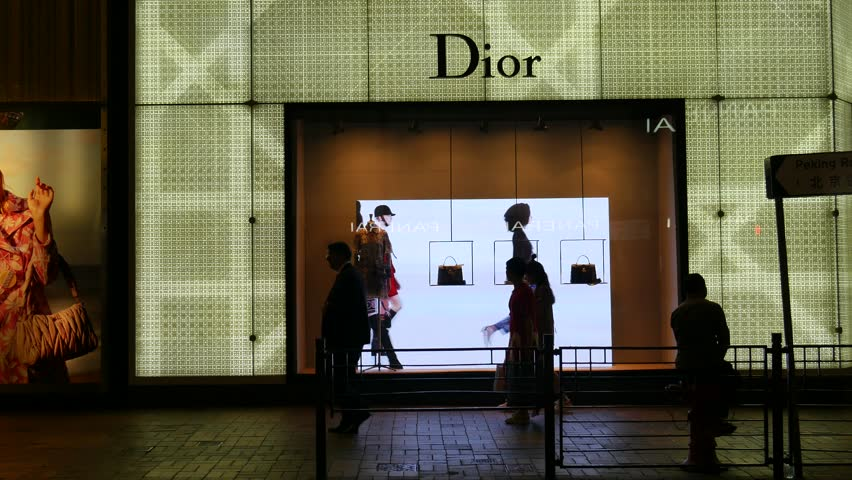 Header of Christian Dior