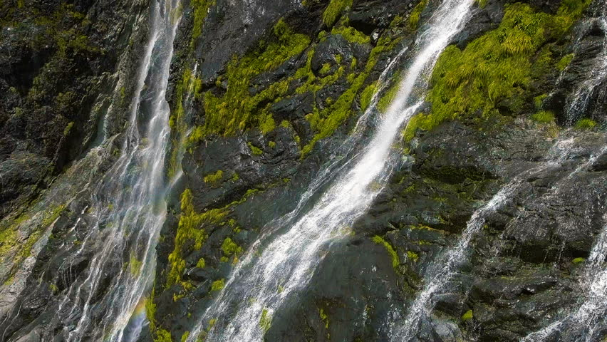 Aerial Landscape Of Fiordland Near Stock Footage Video 100 Royalty Free 29603224 Shutterstock