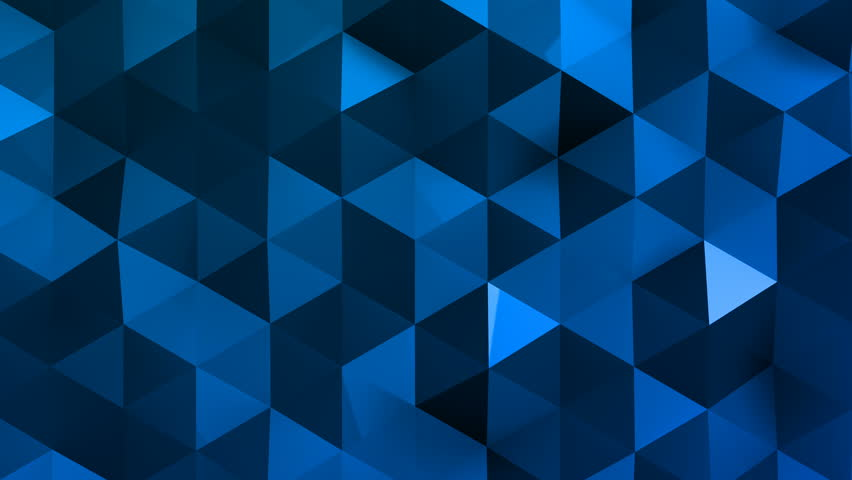 Geometric Triangle Wall waving background.   Shutterstock HD Video #29607847
